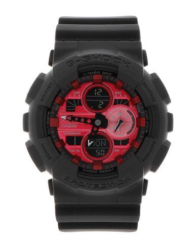 G-SHOCK | Черный Мужские черные наручные часы CASIO G-SHOCK логотип | Clouty