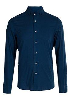 Fedeli | Синий Рубашка FEDELI | Clouty