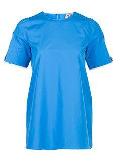 No. 21 | Голубой Блуза No21 | Clouty