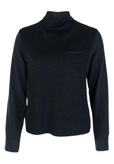 Emporio Armani   Черный Блуза EMPORIO ARMANI   Clouty