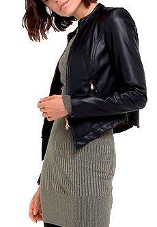 Patrizia Pepe | Черный Куртка PATRIZIA PEPE | Clouty