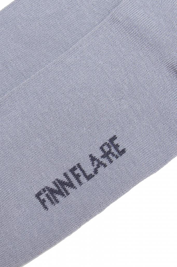 Finn Flare   серый Носки мужские   Clouty