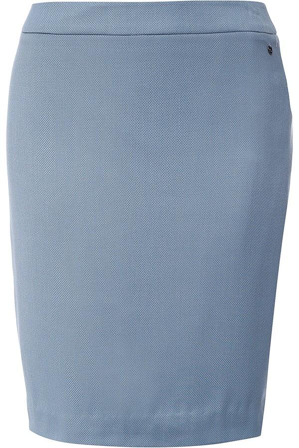 Finn Flare | серо-голубой Юбка женская | Clouty