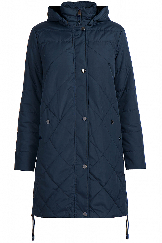Finn Flare | темно-синий Пальто женское | Clouty