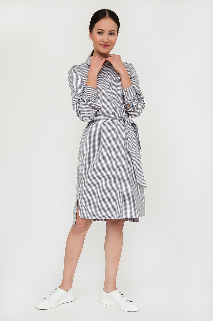 Finn Flare | light silver Платье женское | Clouty