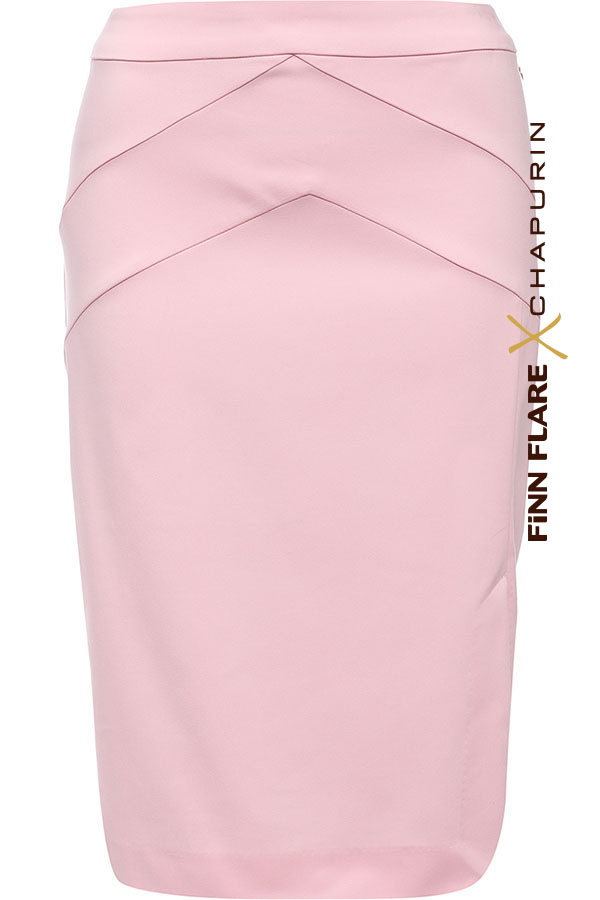 Finn Flare   светло-розовый Юбка женская   Clouty