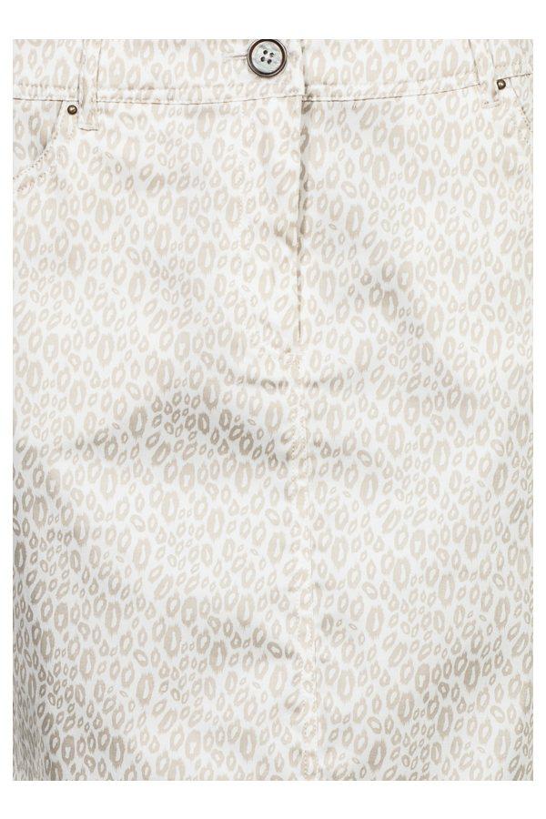 Finn Flare | молочный Юбка женская | Clouty