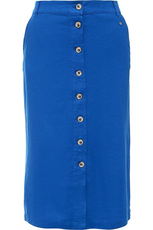 Finn Flare | синий Юбка женская | Clouty