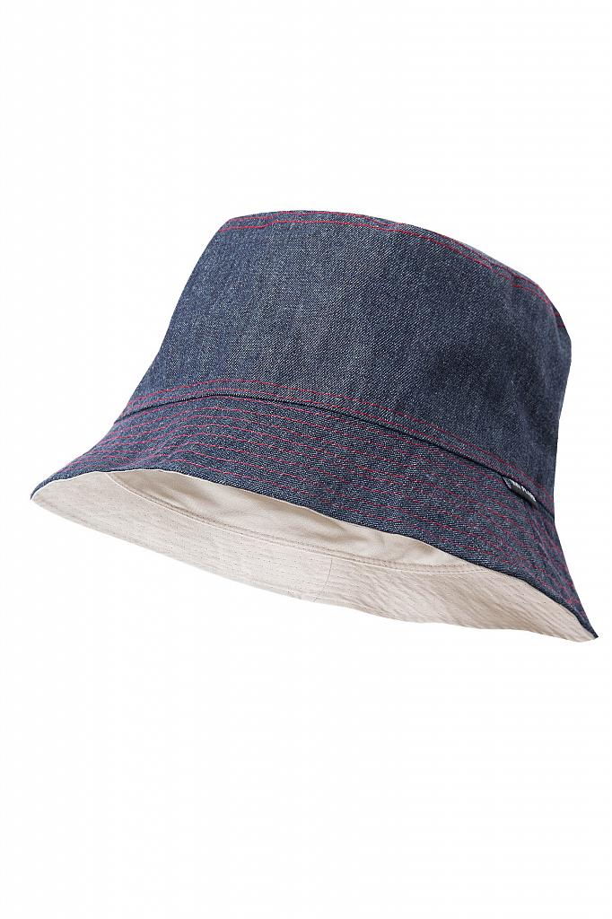 Finn Flare | темно-синий Шляпа мужская | Clouty