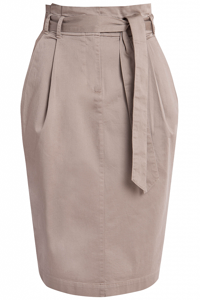 Finn Flare | светло-коричневый Юбка женская | Clouty
