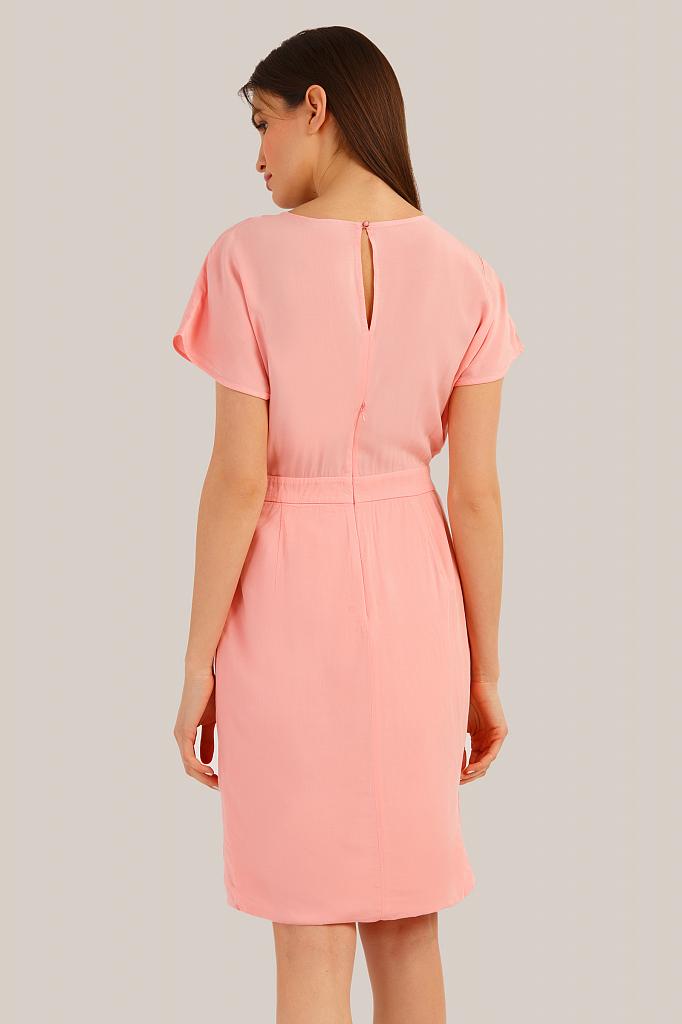 Finn Flare | розовый Платье женское | Clouty