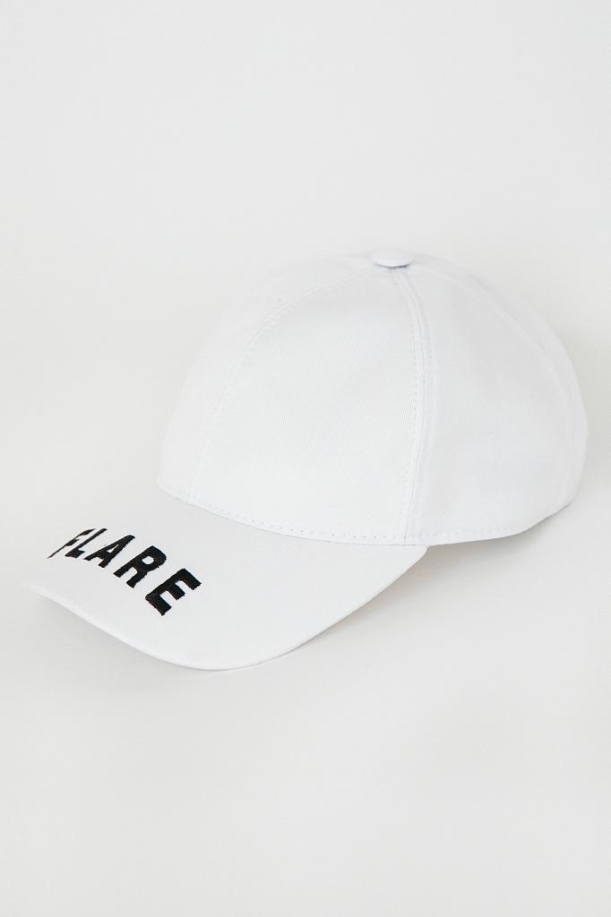 Finn Flare | белый Кепи женское | Clouty