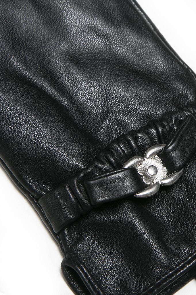 Finn Flare   черный Перчатки женские   Clouty