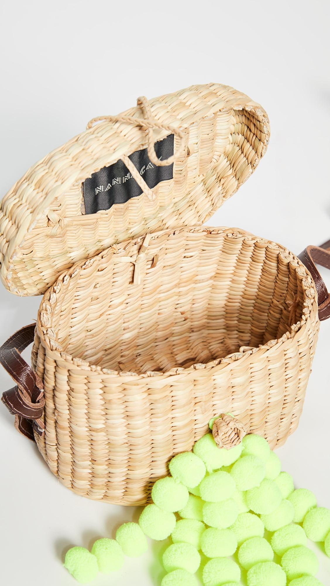 Nannacay | Nannacay Kiki Small Crossbody Bag | Clouty