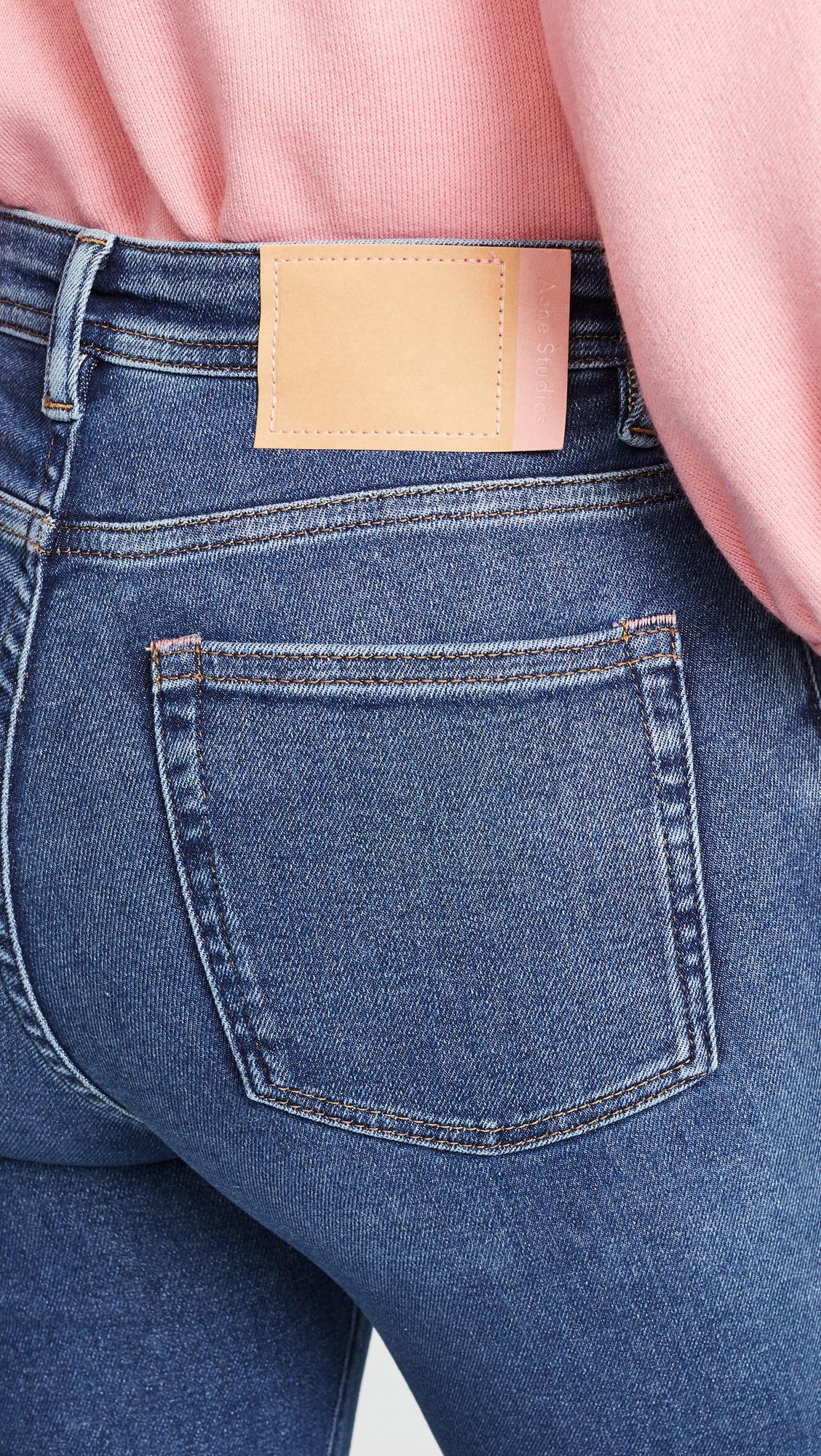 Acne Studios | Acne Studios Peg Jeans | Clouty