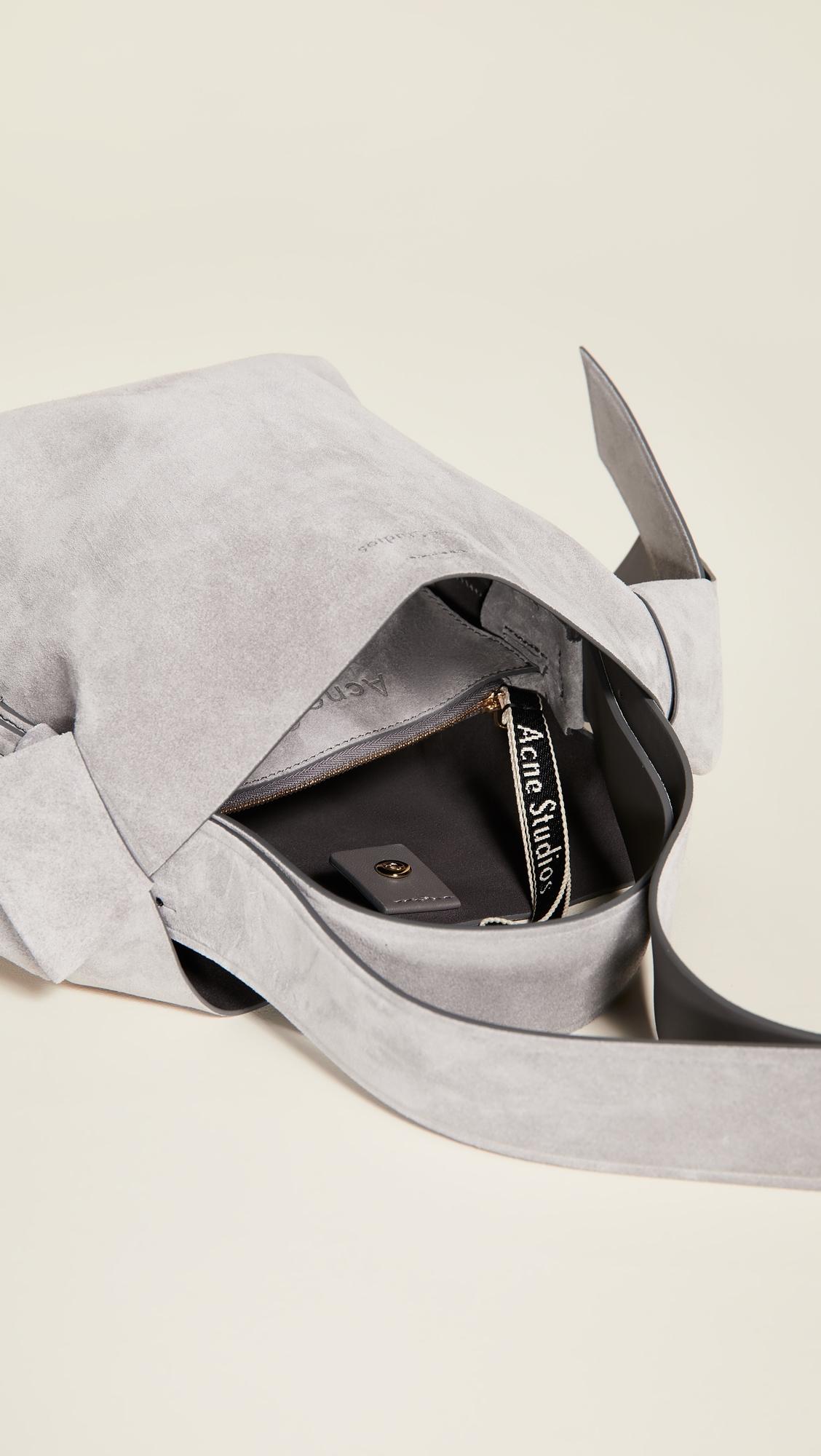 Acne Studios   Acne Studios Musubi Mini Bag   Clouty