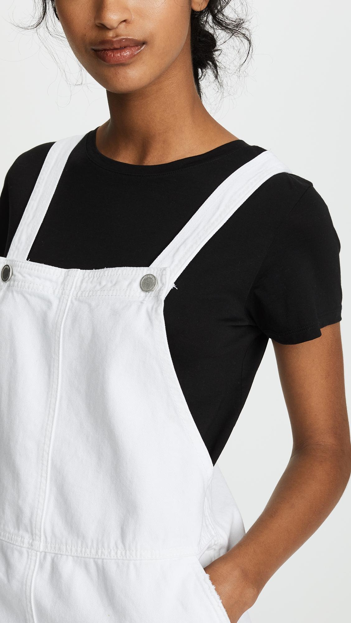 Blank Denim | Blank Denim Overall Mini Dress | Clouty