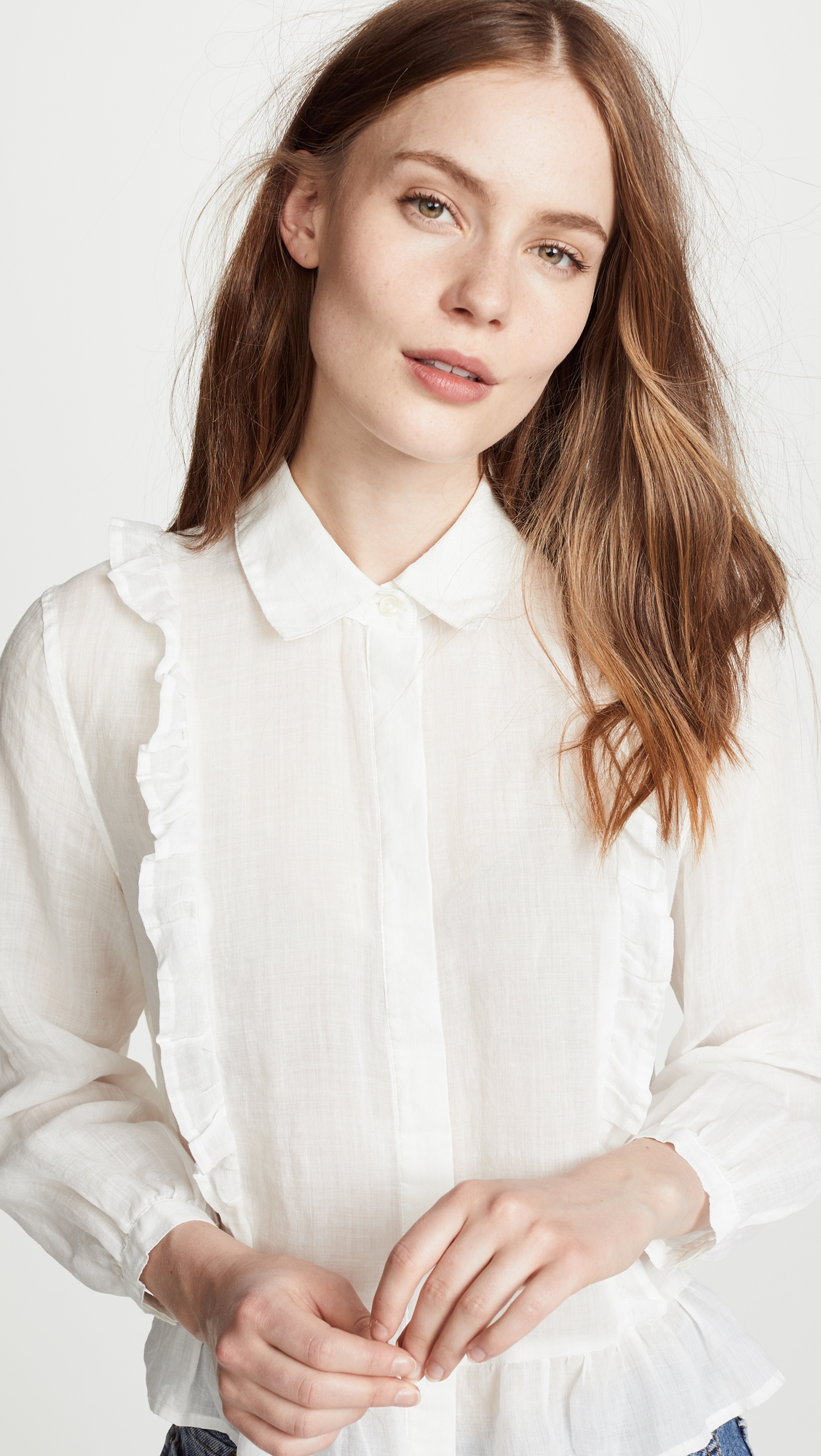 Birds of Paradis | Birds of Paradis Alicia Victorian Blouse | Clouty