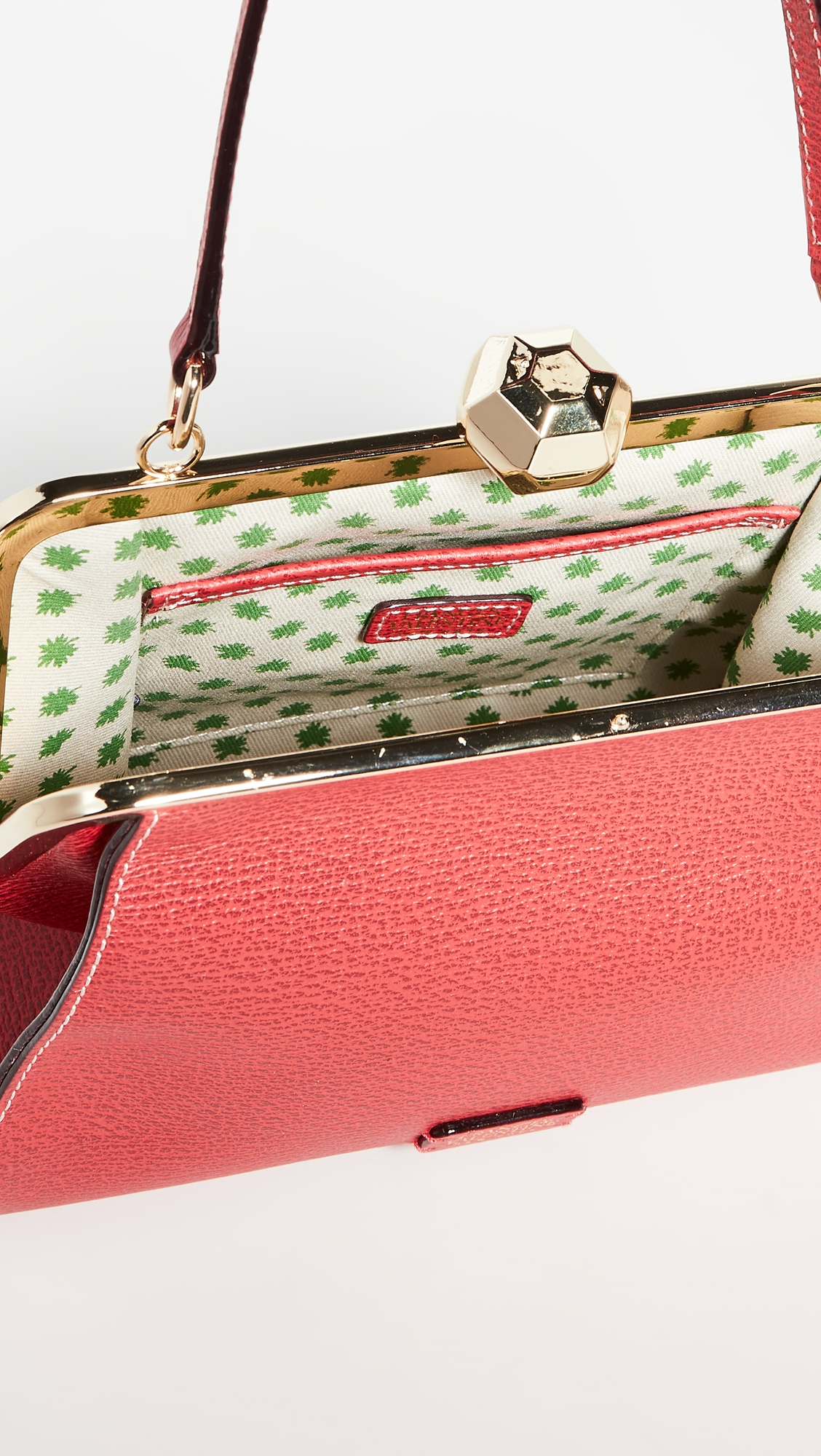 Frances Valentine | Frances Valentine Small Jackie Frame Bag | Clouty