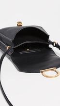 abc2cea29640 SALVATORE FERRAGAMO | Salvatore Ferragamo Gancio Vela Soft Saddle Bag |  Clouty