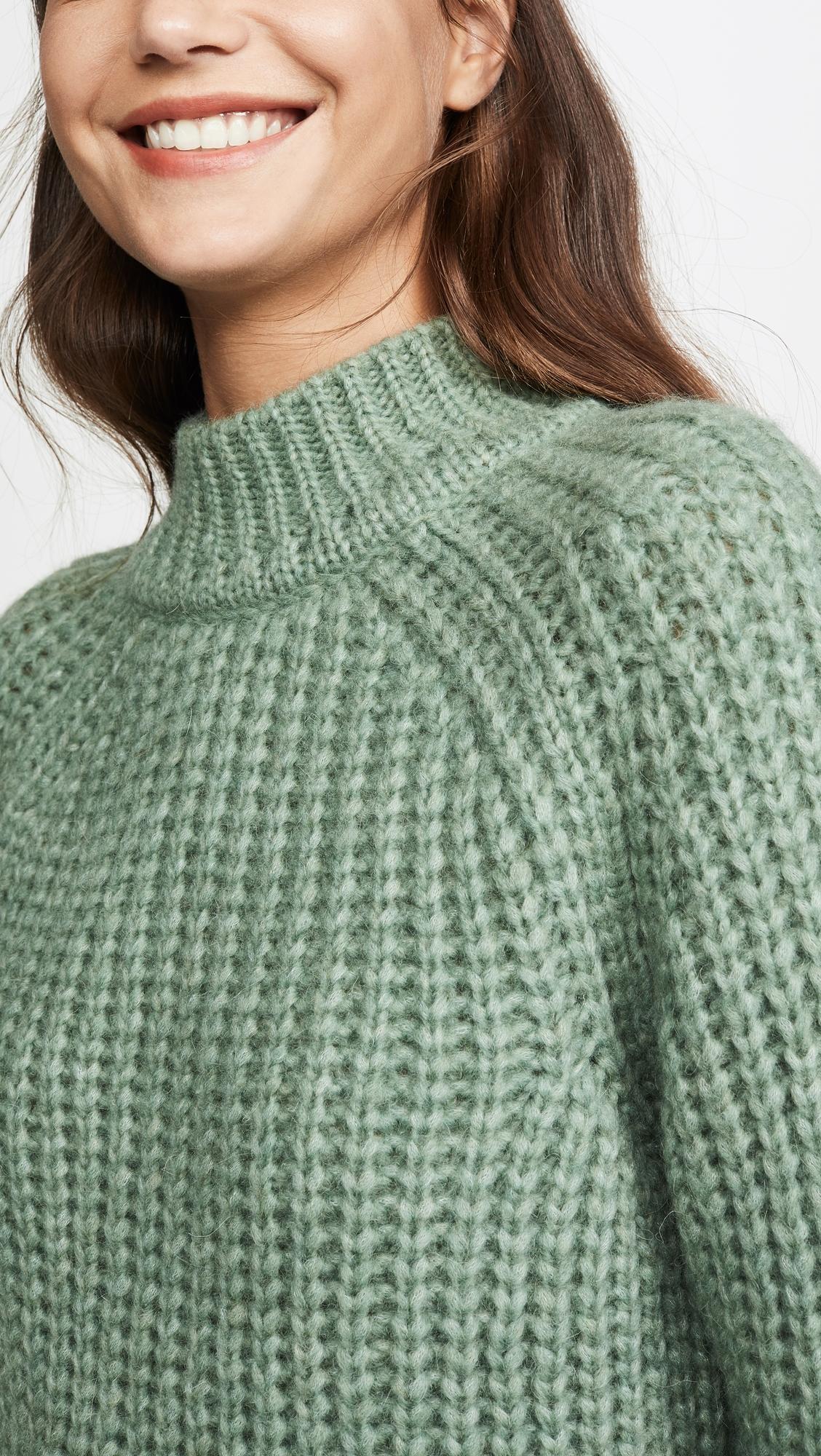Forte Forte | Forte Forte Alpaca English Knit Sweater | Clouty