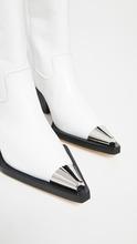 Фото Helmut Lang Tall Cowboy Boots