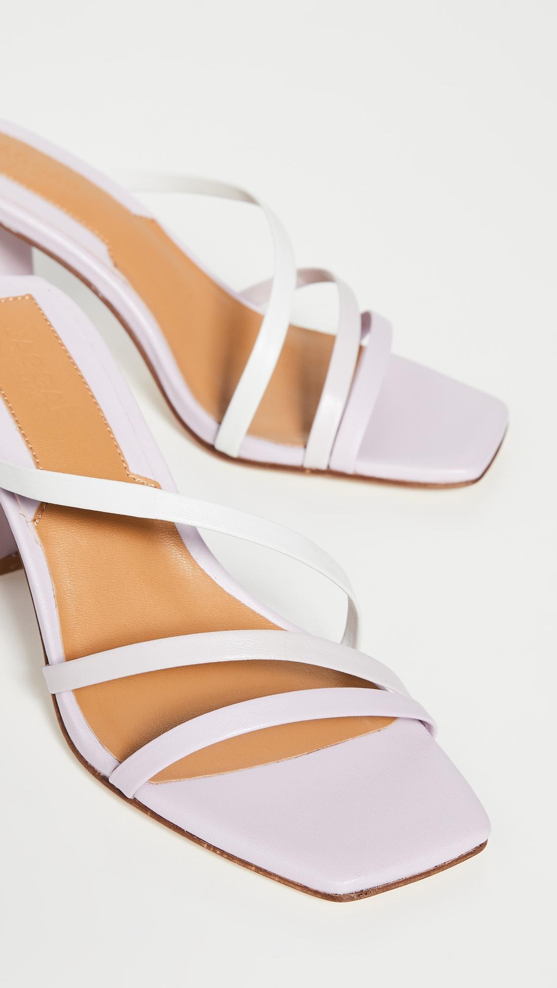 Jaggar   JAGGAR Resort Heel Ombre Slides   Clouty
