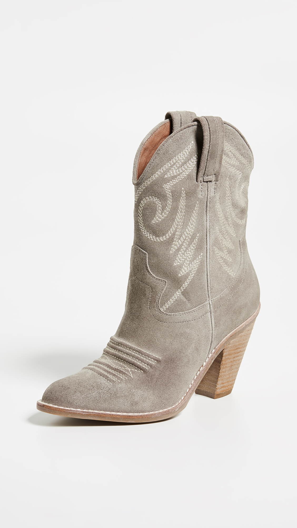 JEFFREY CAMPBELL | Jeffrey Campbell Audie Western Boots | Clouty