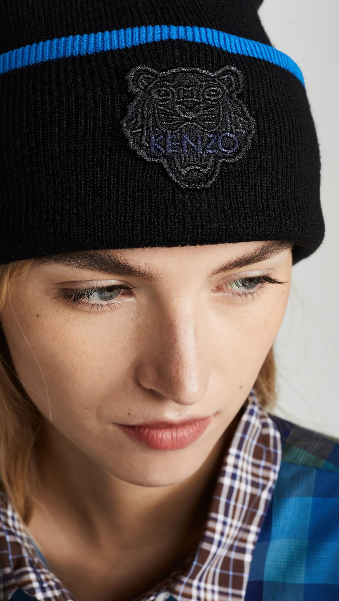 KENZO | KENZO Tiger Crest Beanie | Clouty