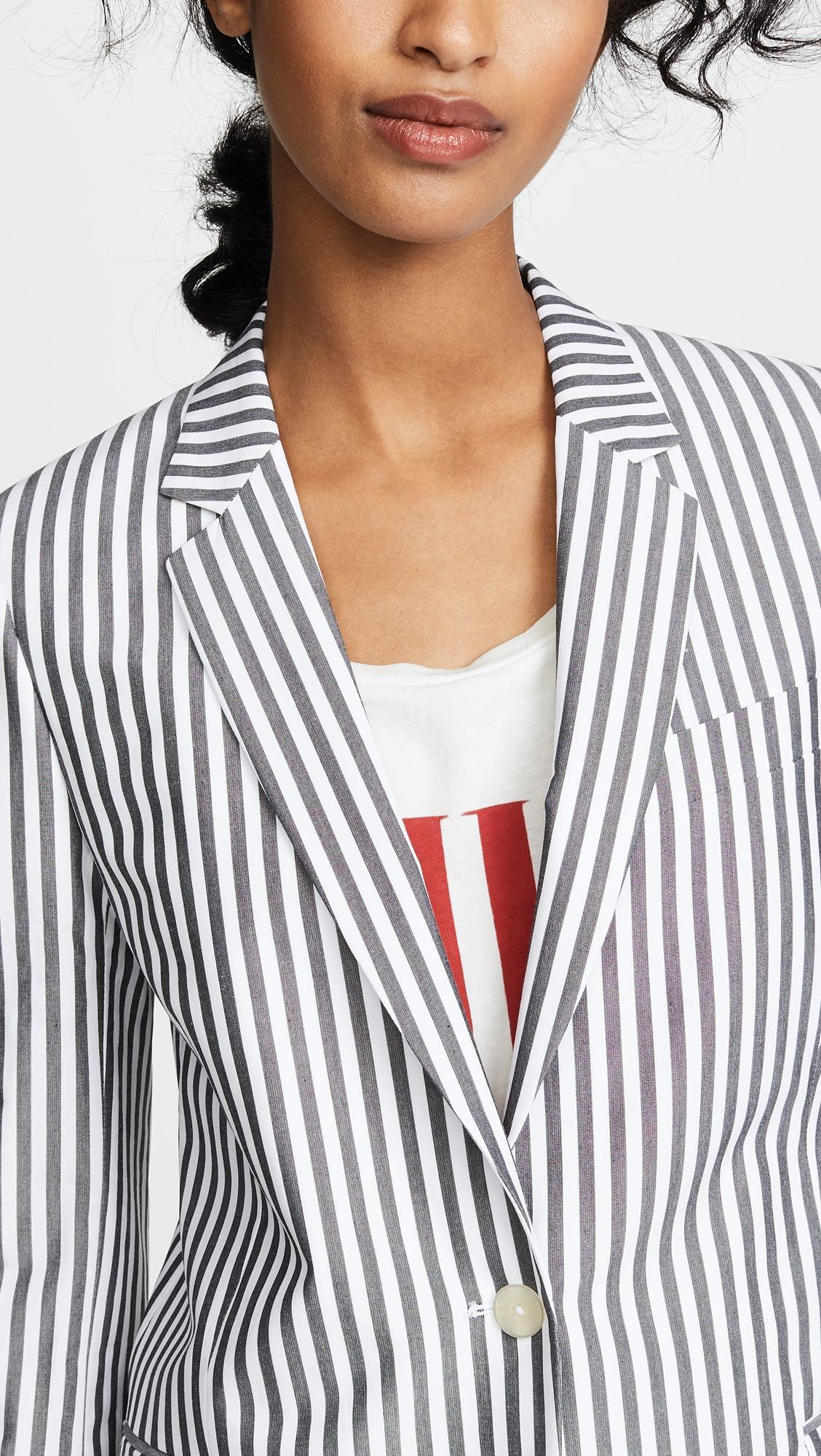 Paul Smith | Paul Smith Striped Blazer | Clouty