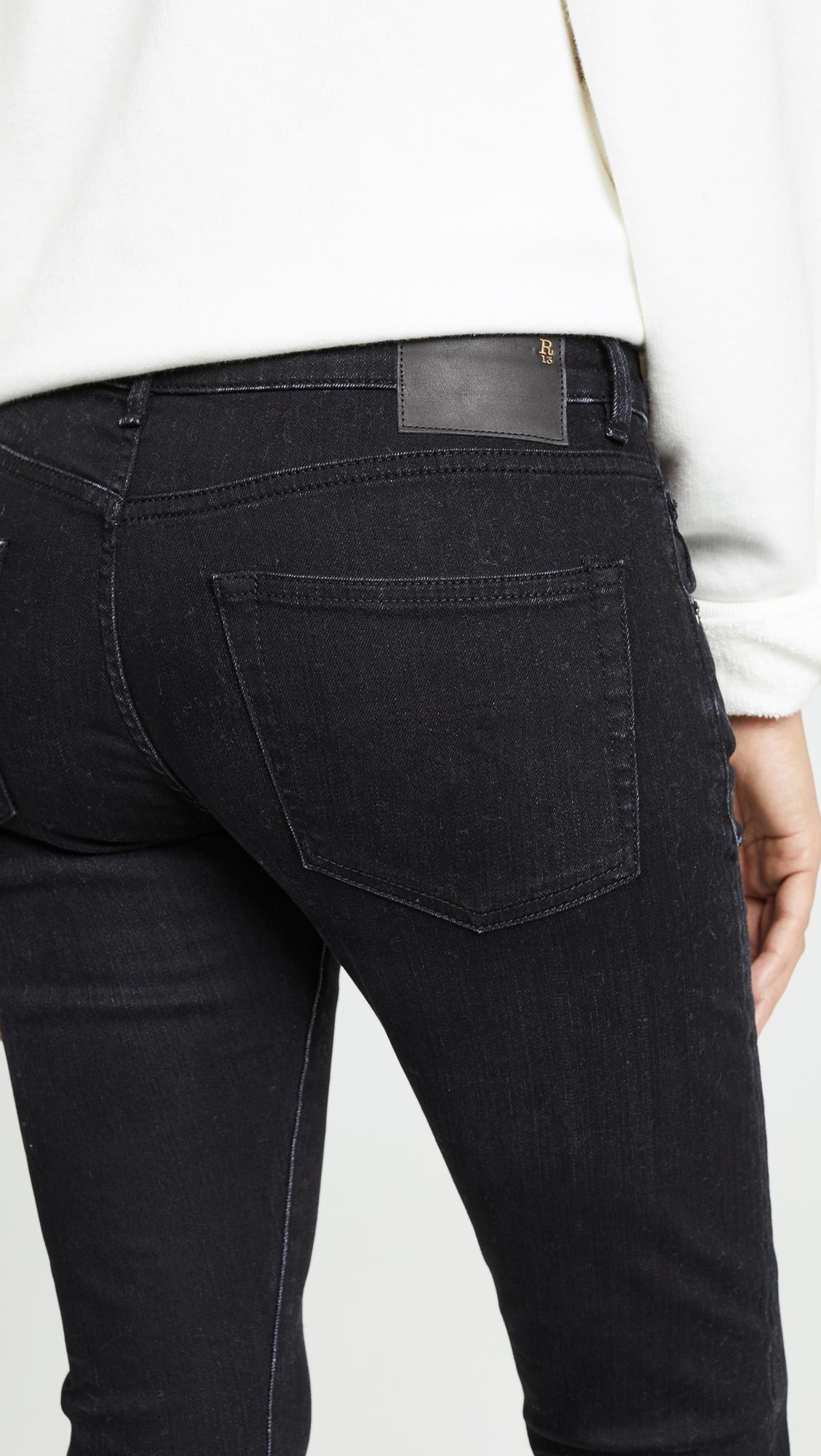 R13 | R13 Boy Skinny Jeans | Clouty