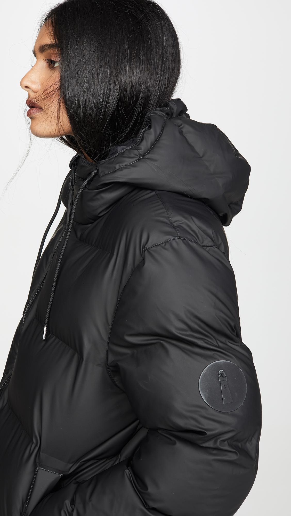 Rains | Rains Long Puffer Jacket | Clouty