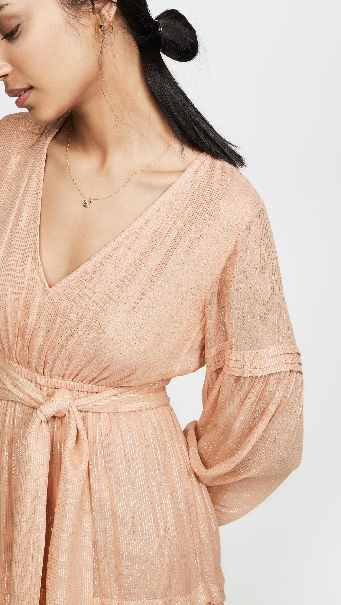 Sundress | SUNDRESS Estelle Long Dress | Clouty