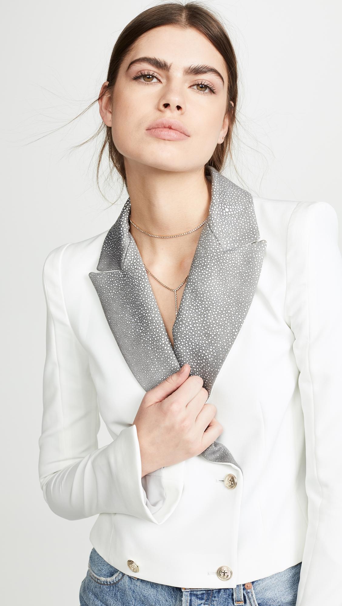 Valentina Shah | Valentina Shah Ines Blazer | Clouty