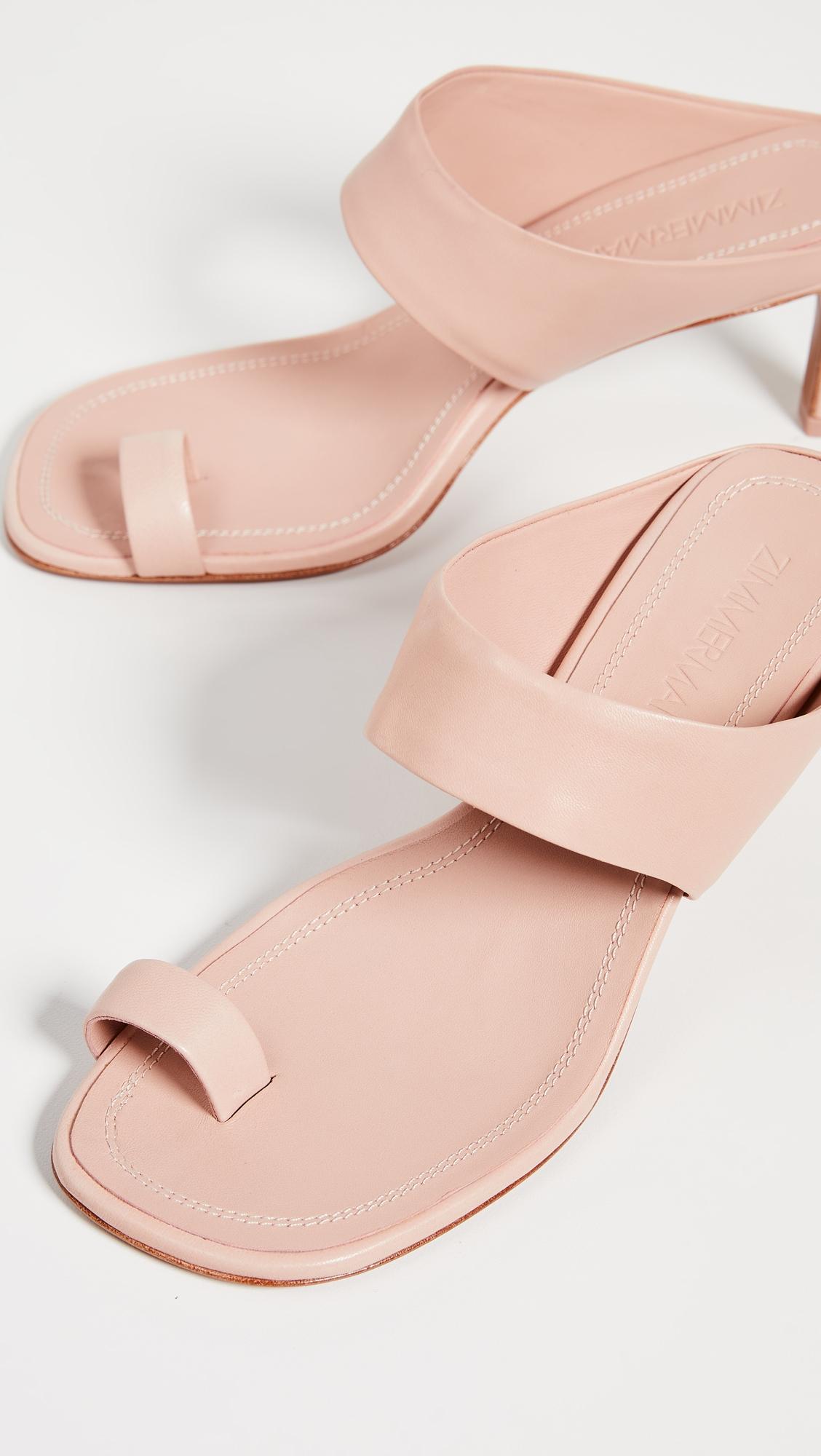 Zimmermann | Zimmermann Strap Sandals | Clouty