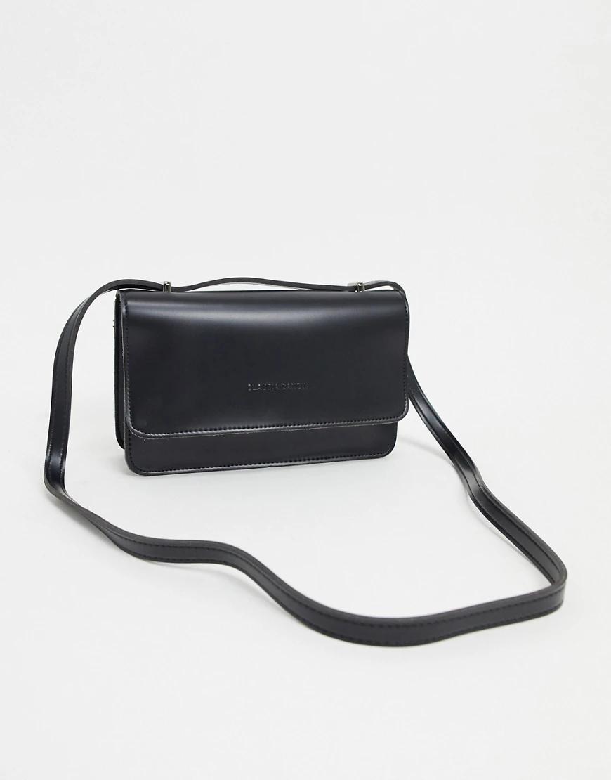 Claudia Canova | Черная сумка через плечо Claudia Canova-Черный | Clouty