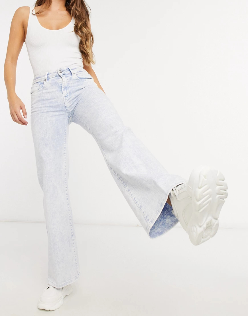 Pepe Jeans | Джинсы Pepe Jeans-Синий | Clouty