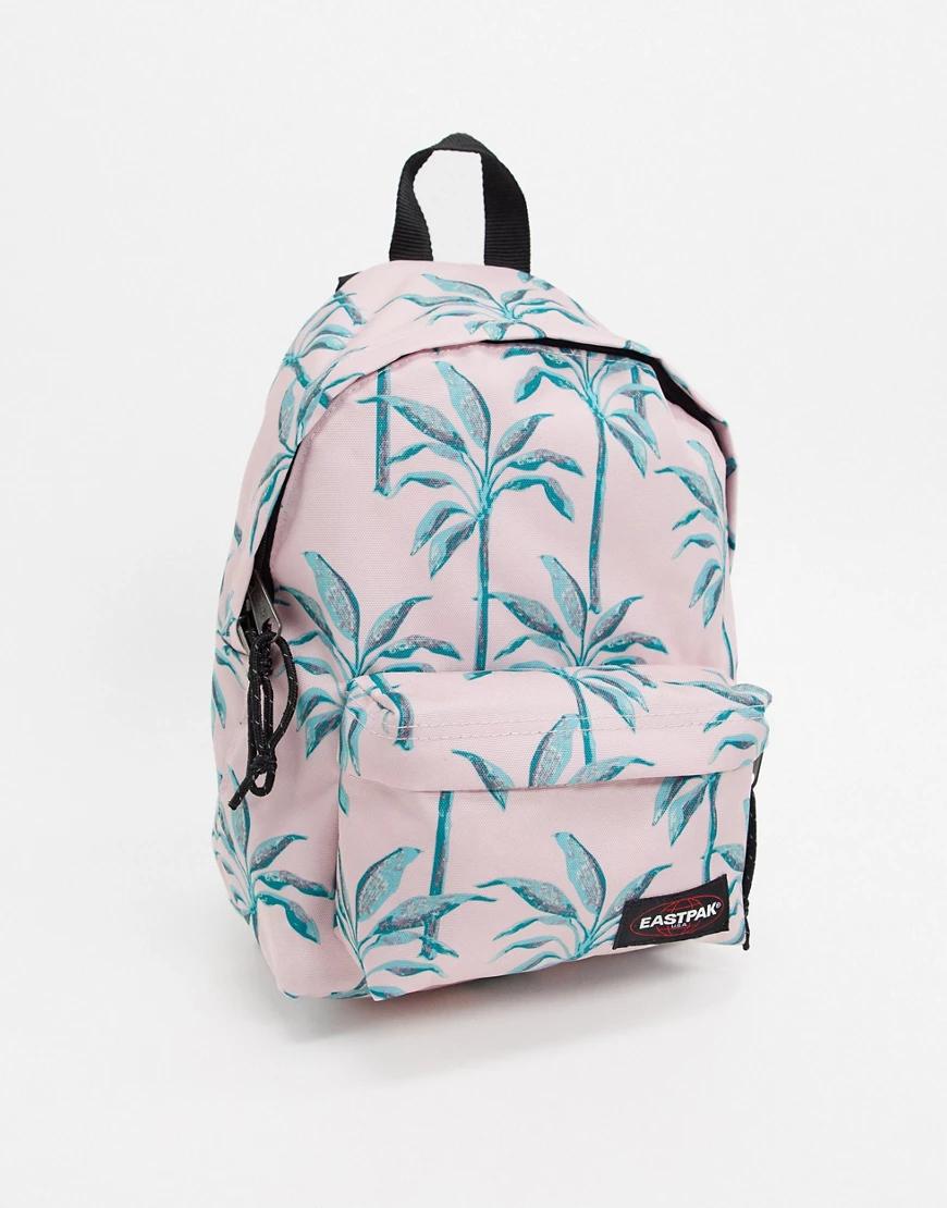 Eastpak | Мини-рюкзак с принтом дерева Eastpak-Myльтu | Clouty