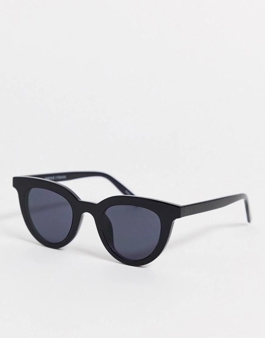 Pieces   Солнцезащитные очки-вайфареры Pieces Веllа-Черный   Clouty