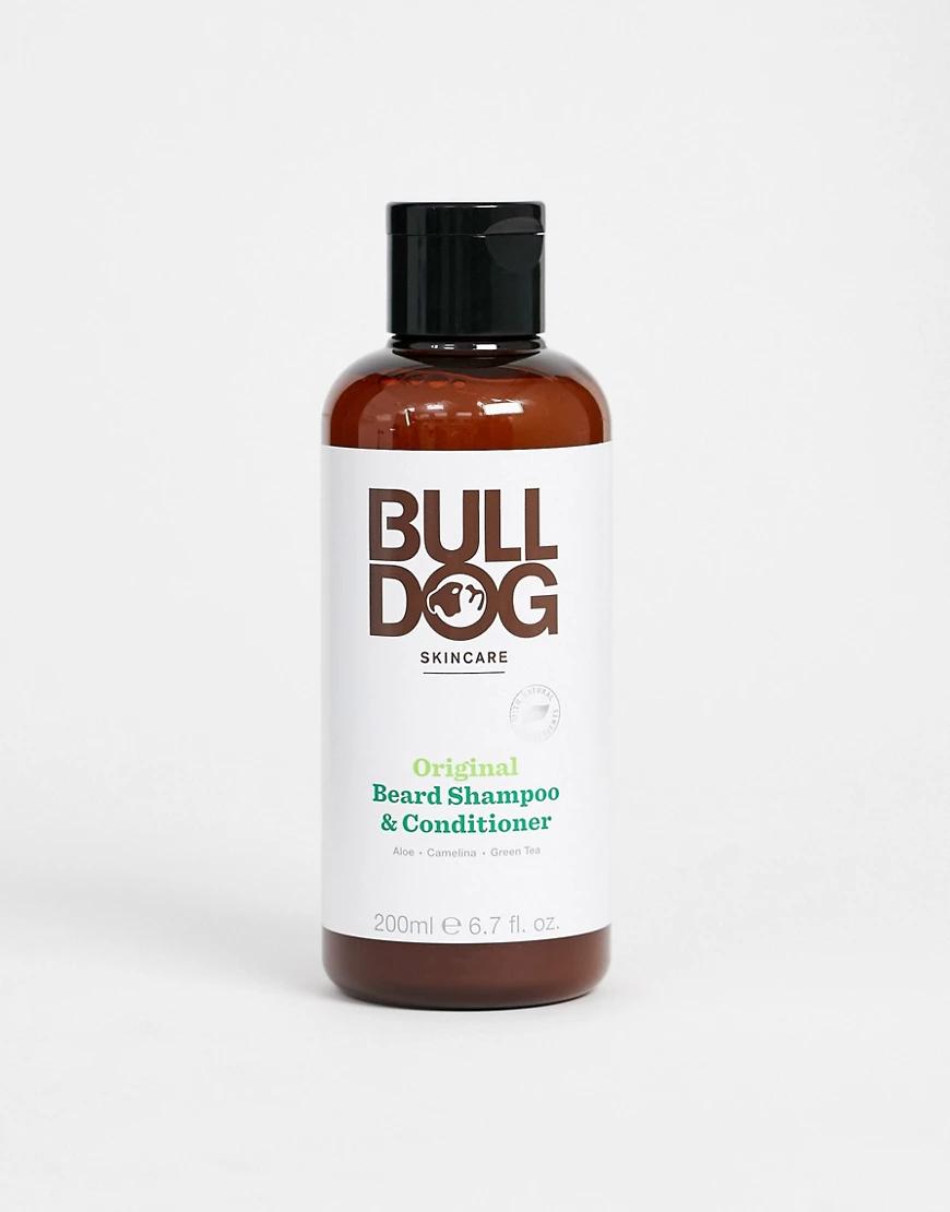 Bulldog | Шампунь-кондиционер для бороды Bulldog Original 200 мл-Бесцветный | Clouty