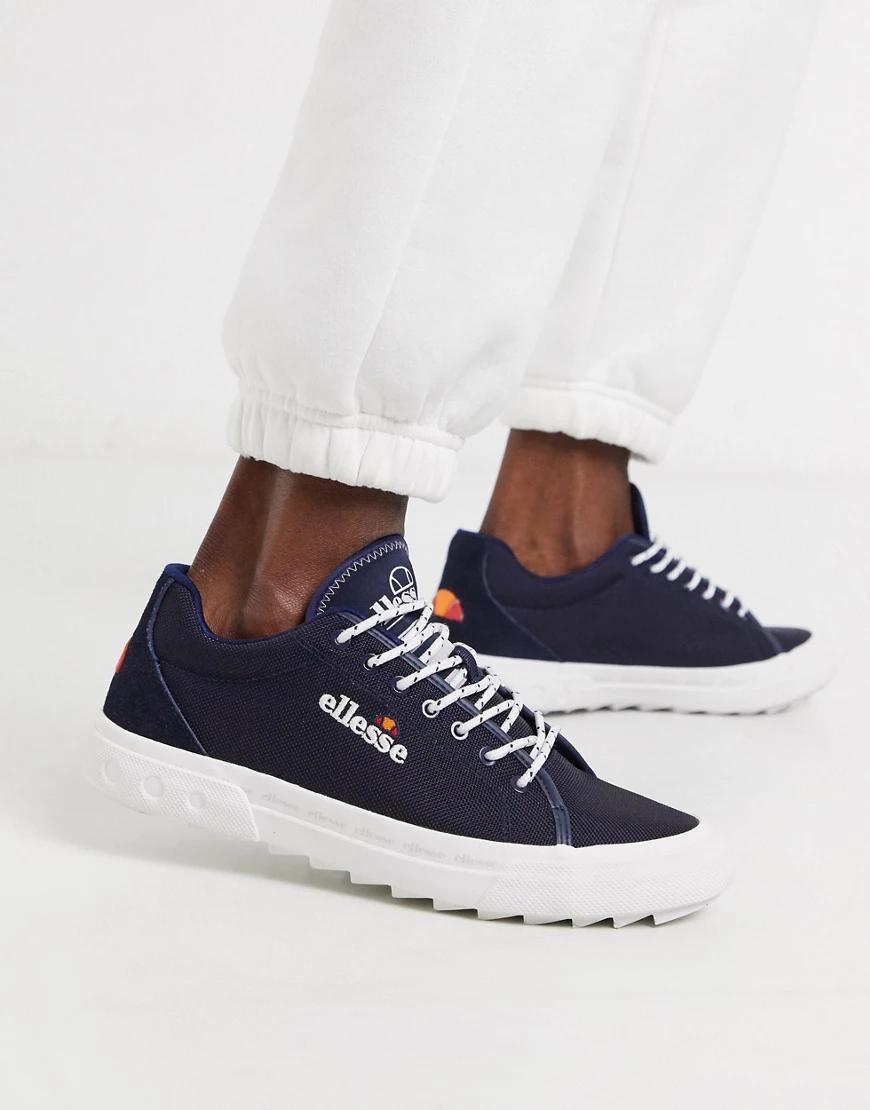 Ellesse | Сине-белые кроссовки ellesse Таggiа-Голубой | Clouty