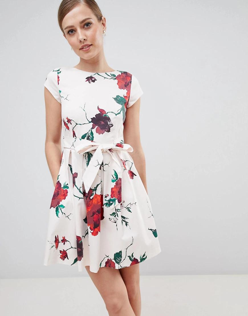 Closet London | Платье Closet London-Мульти | Clouty