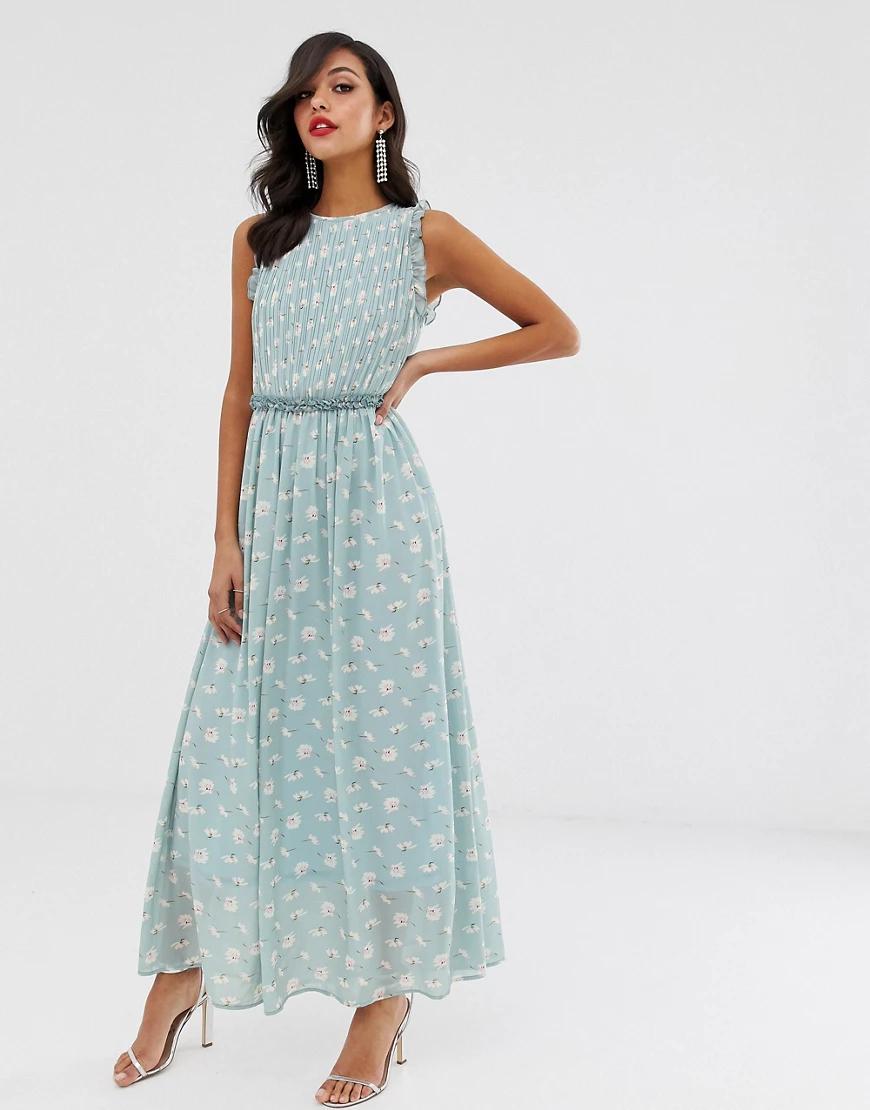 UNIQUE21 | Платье макси без рукавов Unique21-Cuнuй | Clouty