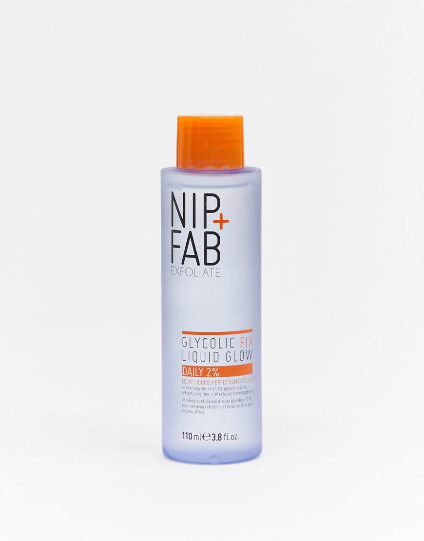 Nip + Fab | Тоник для ежедневного использования с гликолевой кислотой 2% Niр+Fаb-Бесцветный | Clouty