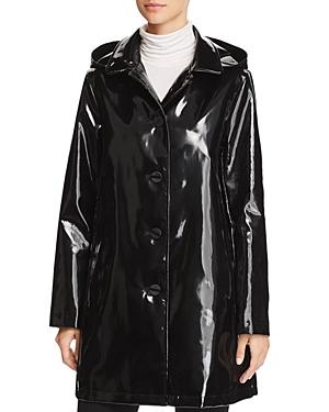 Jane Post | Jane Post Iconic Slicker Raincoat | Clouty