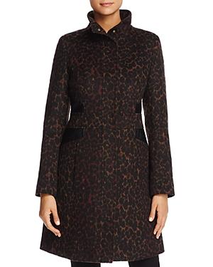 Via Spiga | Via Spiga Leopard Print Coat - 100% Exclusive | Clouty