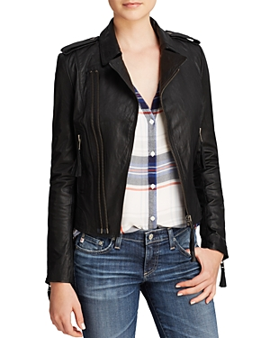 Joie | Joie Jacket - Ailey Leather Moto | Clouty