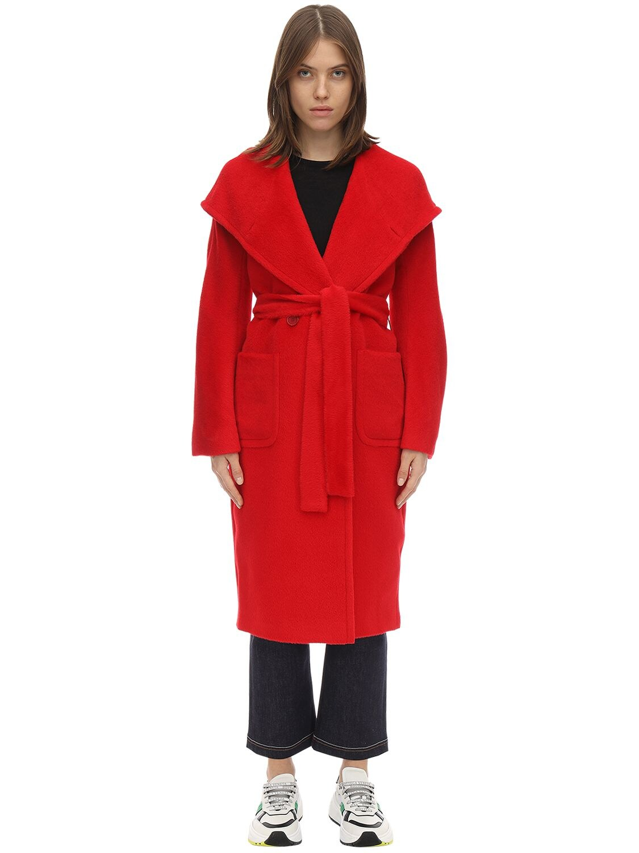 Tagliatore 0205 | Пальто Из Альпака И Шерсти | Clouty