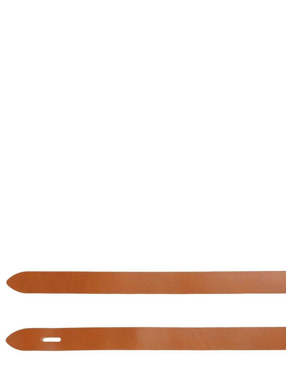 Isabel Marant | Кожаный Ремень 30мм | Clouty