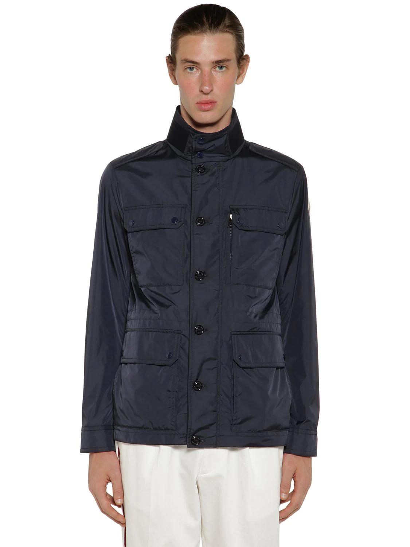 MONCLER | Lez Nylon Field Jacket | Clouty